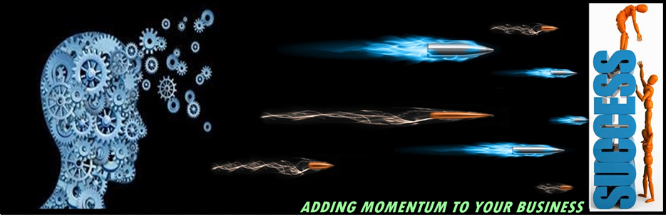 ADDING MOMENTUM TO UR BUSINESS