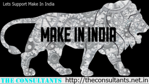 MAKE IN INDIA WITH - THE CONSULTANTS -SUPPORT1