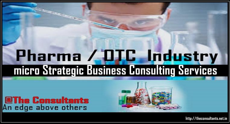 Pharma OTC Consulting Services