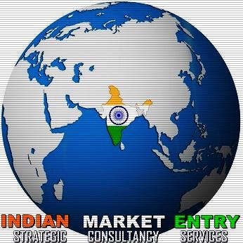 india on globe map